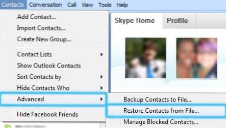 Chatverlauf skype löschen 8 So entfernen